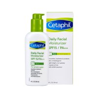 Daily Facial Moisturizer with SPF 15